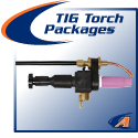 400 Amp TIG Torch Packages