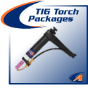 500 Amp TIG Torch Packages
