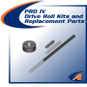 PRO IV Drive Roll Kit Replacement Parts
