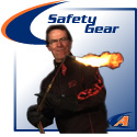 Welding Safety Gear icon