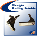 Straight Trailing Shields