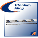 Titanium Alloy TIG Filler Metal Rod