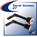 27 Series Mechanized TIG Torches