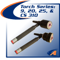 9, 20 & 2 Series TIG Torches