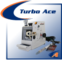 Turbo Ace, Light-Duty Semi-Automated Tungsten Grinder