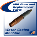 Water-Cooled Machine MIG Guns & Parts