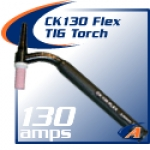Flexible Torch Pkg, W/Valve & 25' One-Piece SuperFlex Cable