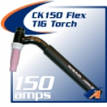 Flexible Torch Pkg, W/12.5' One-Piece SuperFlex Cable