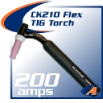 Flexible Torch Pkg, W/Valve & 12.5' One-Piece SuperFlex Cable