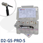 Standard Nozzle Gas Saver Pro Kit™ For: 2, 9, 20 & CS310 Torches