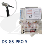 Gas Saver Pro Kit™: #8 Nozzle 17/18/26 & 3-Series TIG Torches