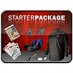 Click to see larger version of Starter Package - No Welding Helmet