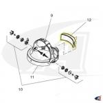 Helmet Parts Breakdown Headgear on Miller Welders Parts Breakdown Jpg
