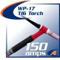 WP-17 TIG Torch