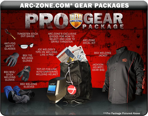 Safety Gear Pro Packages