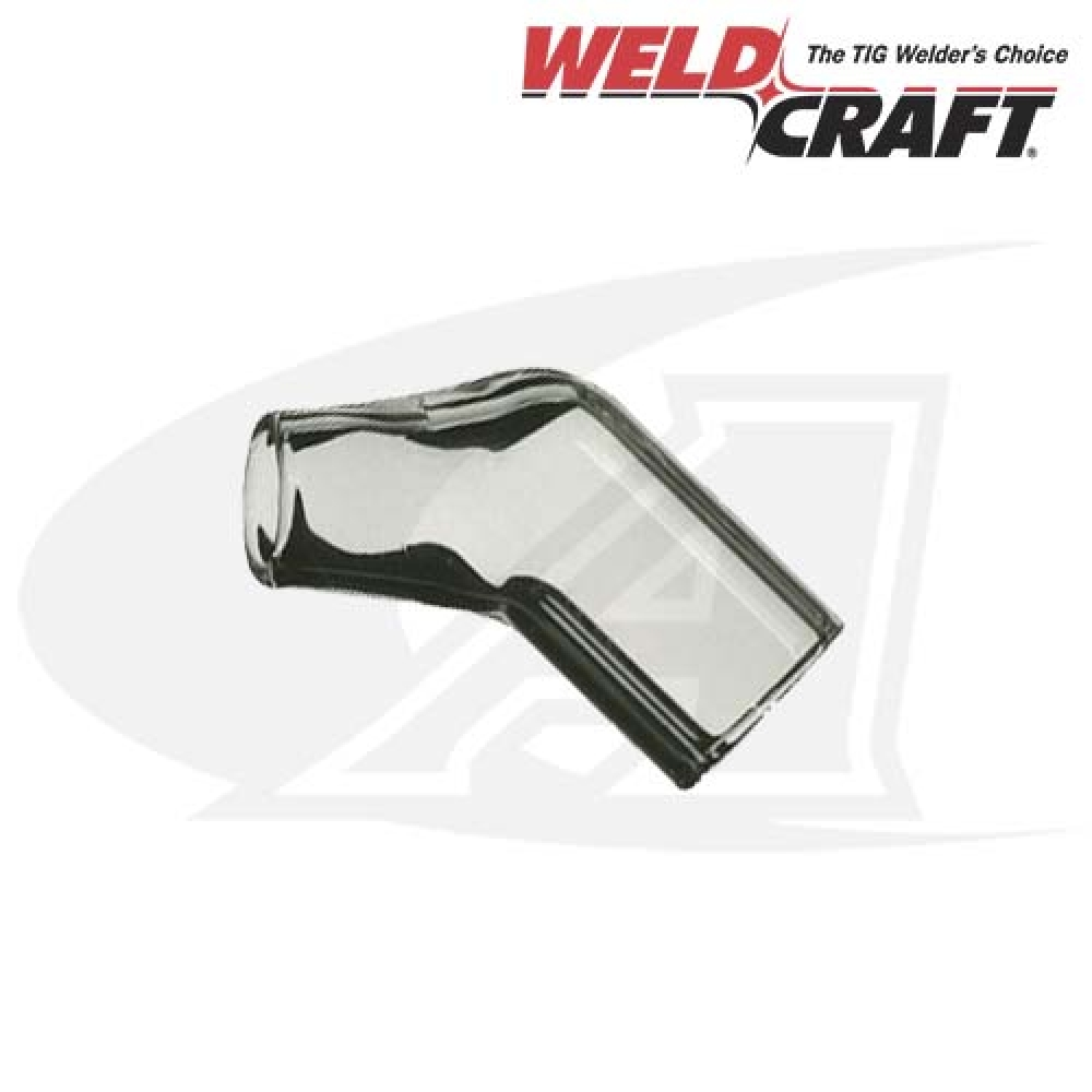 Large Image: 45° Quartz Cup for Weldcraft 125 Micro Torch