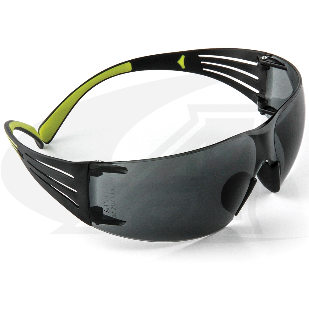Large Image: 400 Series SecureFit™ Safety Goggles - Gray