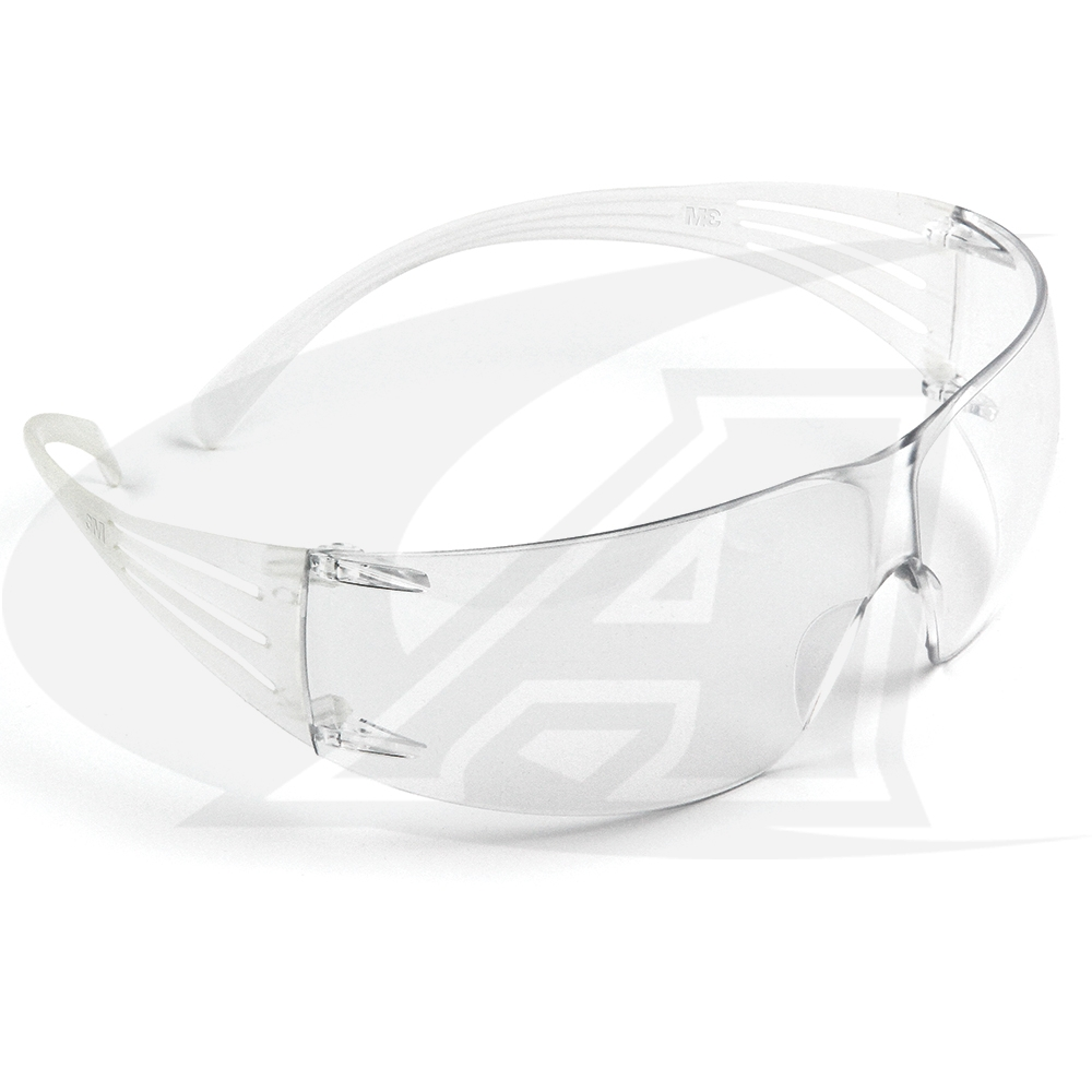 Large Image: 200 Series SecureFit™ Safety Goggles - Clear