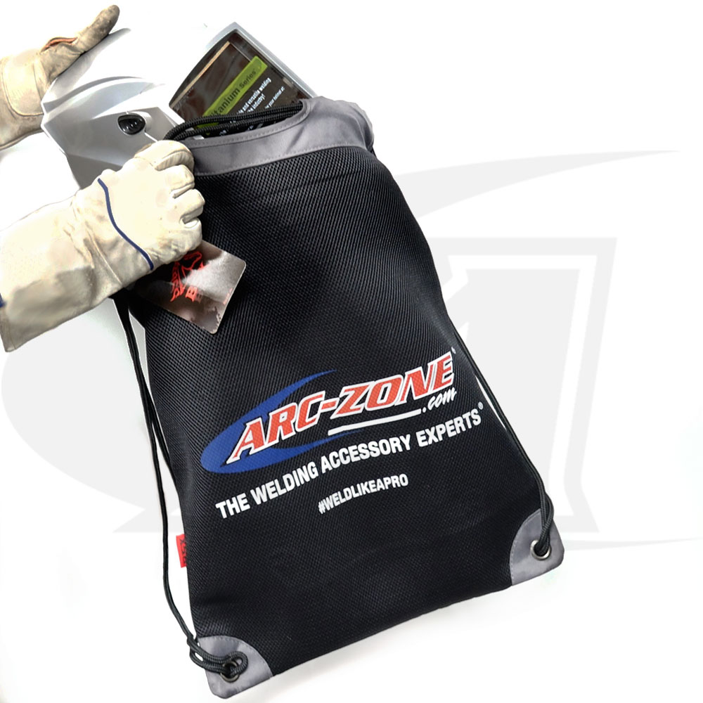 A sack for all your welding safety gear