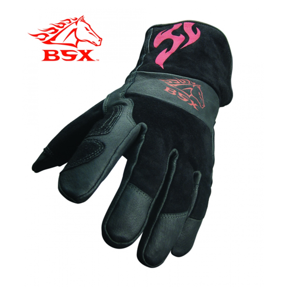 Large Image: BS50 BSX Xtreme Stick/MIG Gloves
