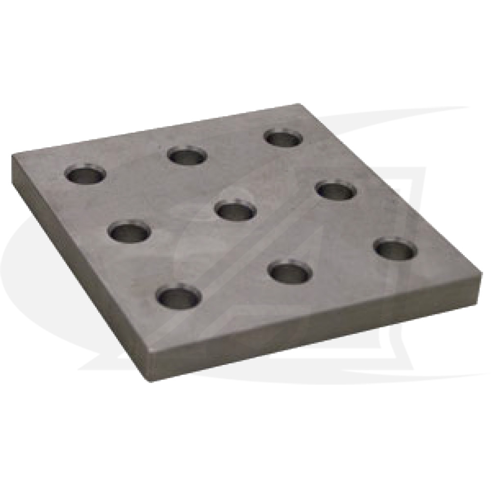 Buildpro 9 Hole Fixturing Plate Buildpro 9 Hole Fixturing