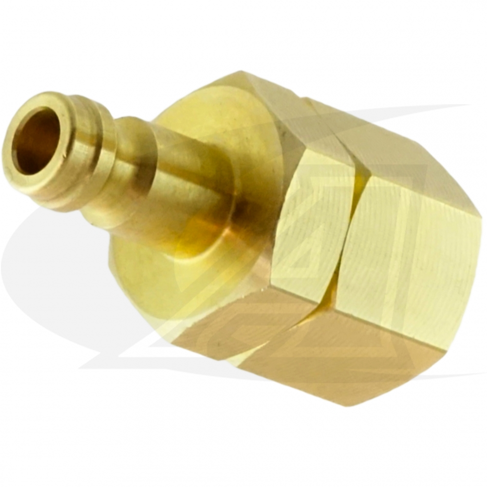 Large Image: Quick-Release Water Hose Converter (Large Plug)