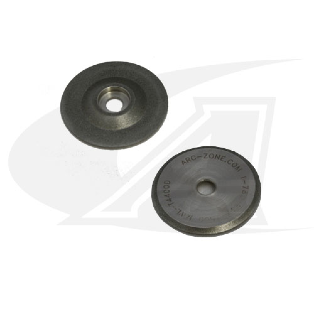 Large Image: Turbo 4 Heavy-Duty Diamond Grinding Wheel
