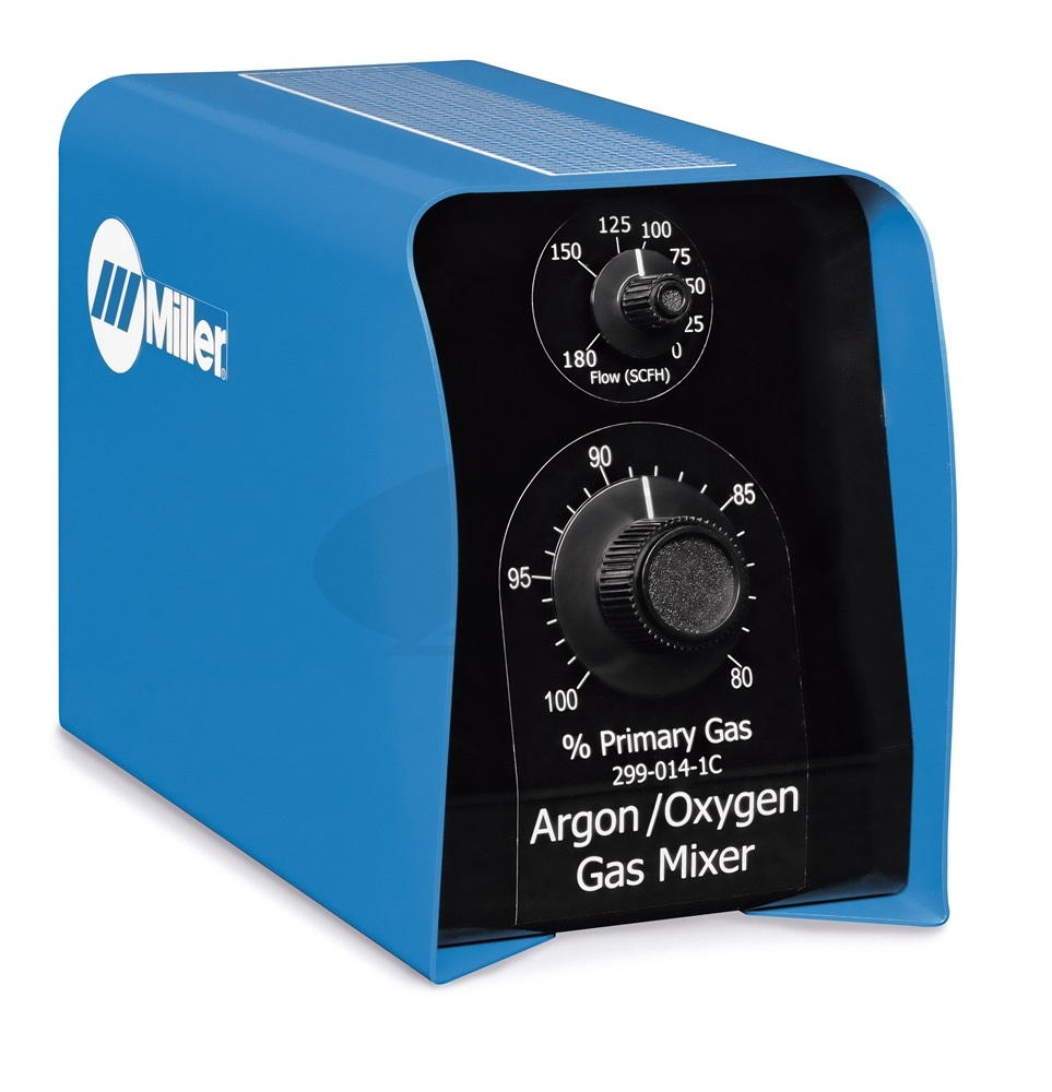 Large Image: Proportional Two-Gas Mixer, Argon/Oxygen