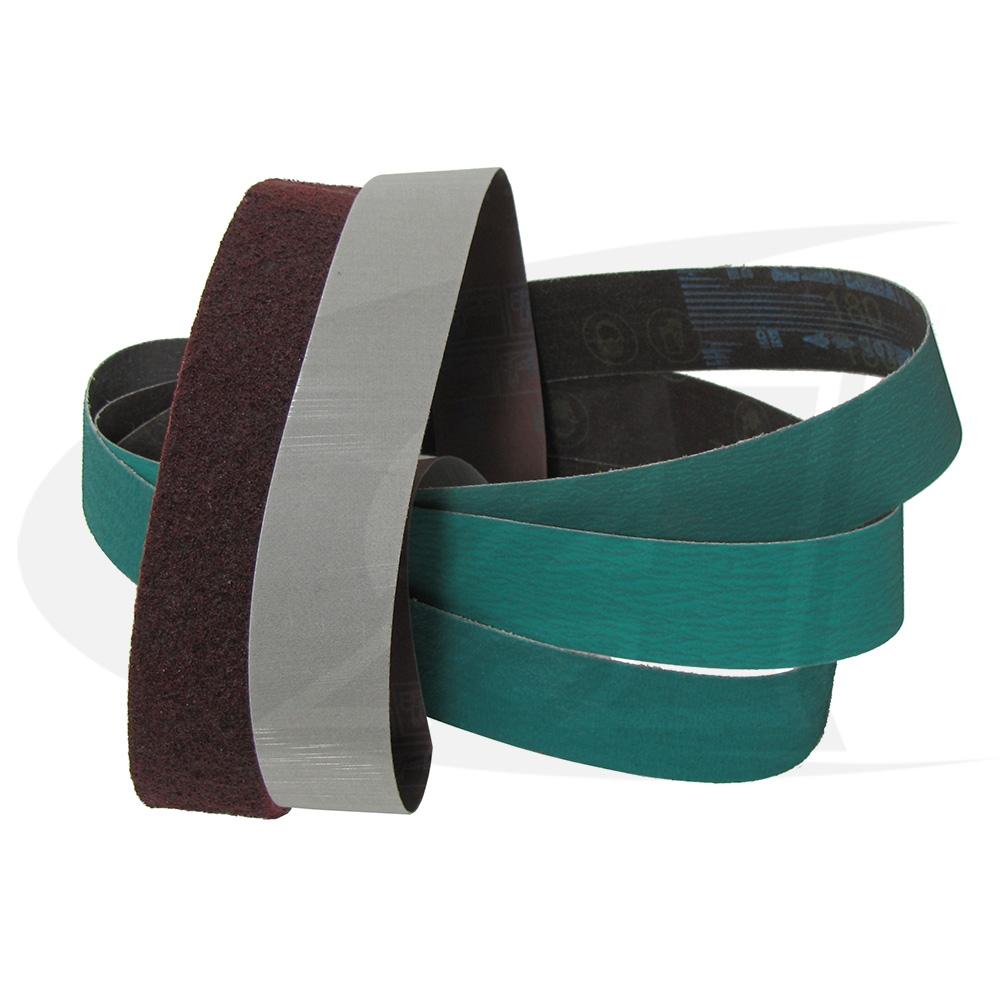 Multitool belt grinder belts