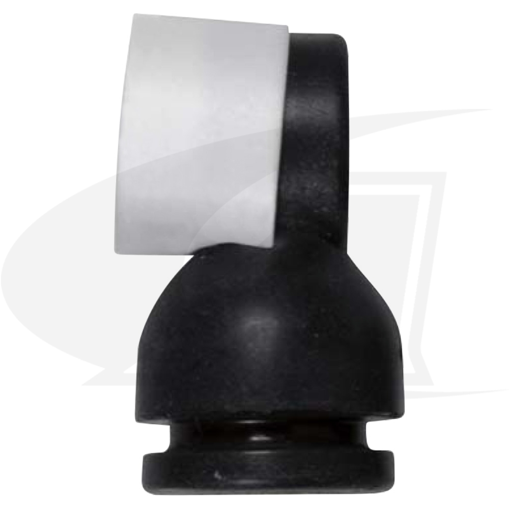 Large Image: 90º Low Profile Torch Head, 80 Amp
