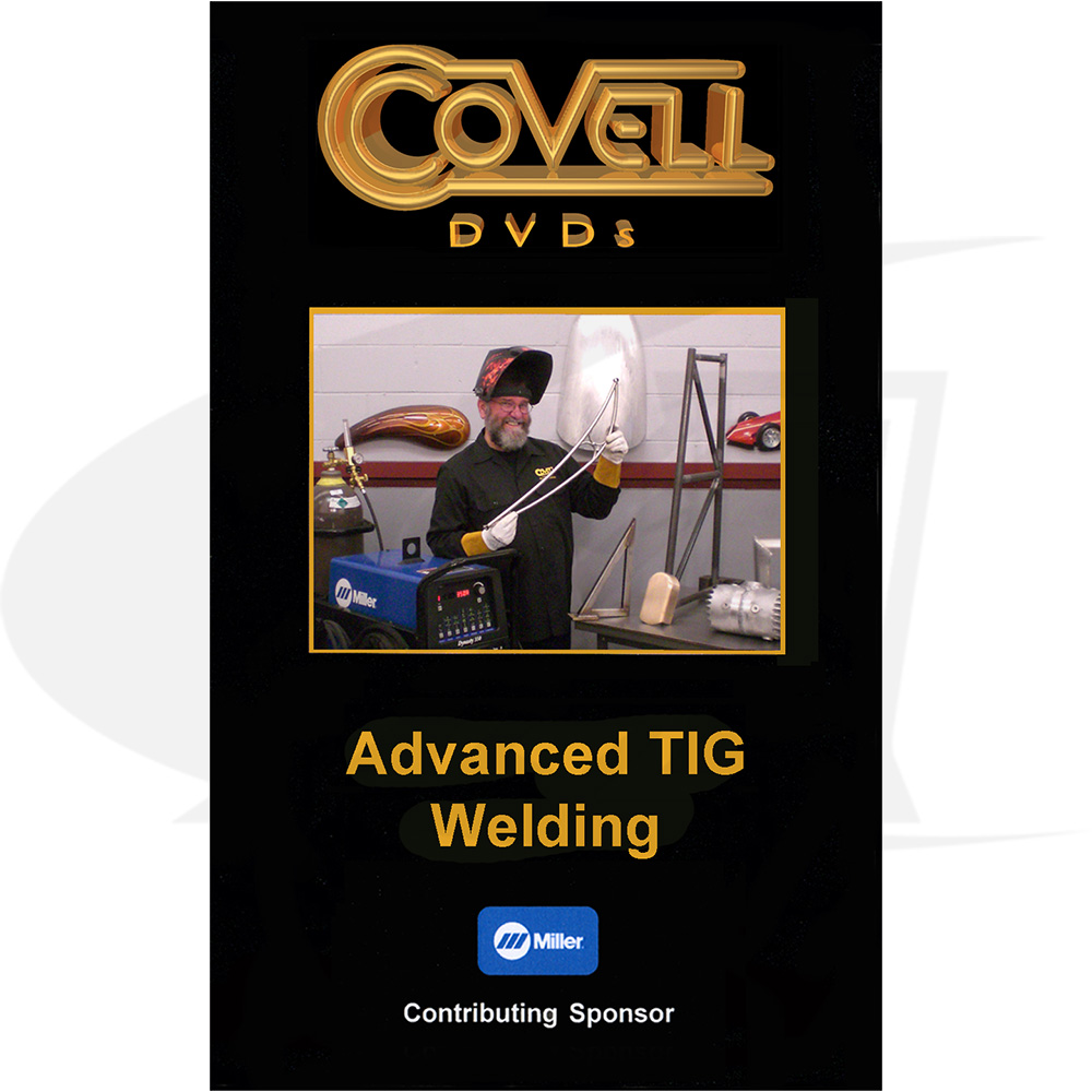 Ron Covell Welding DVD