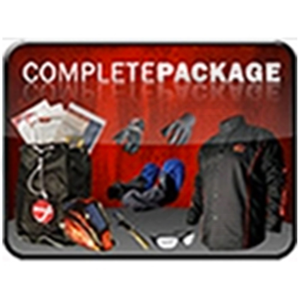 Large Image: Complete Package - With \