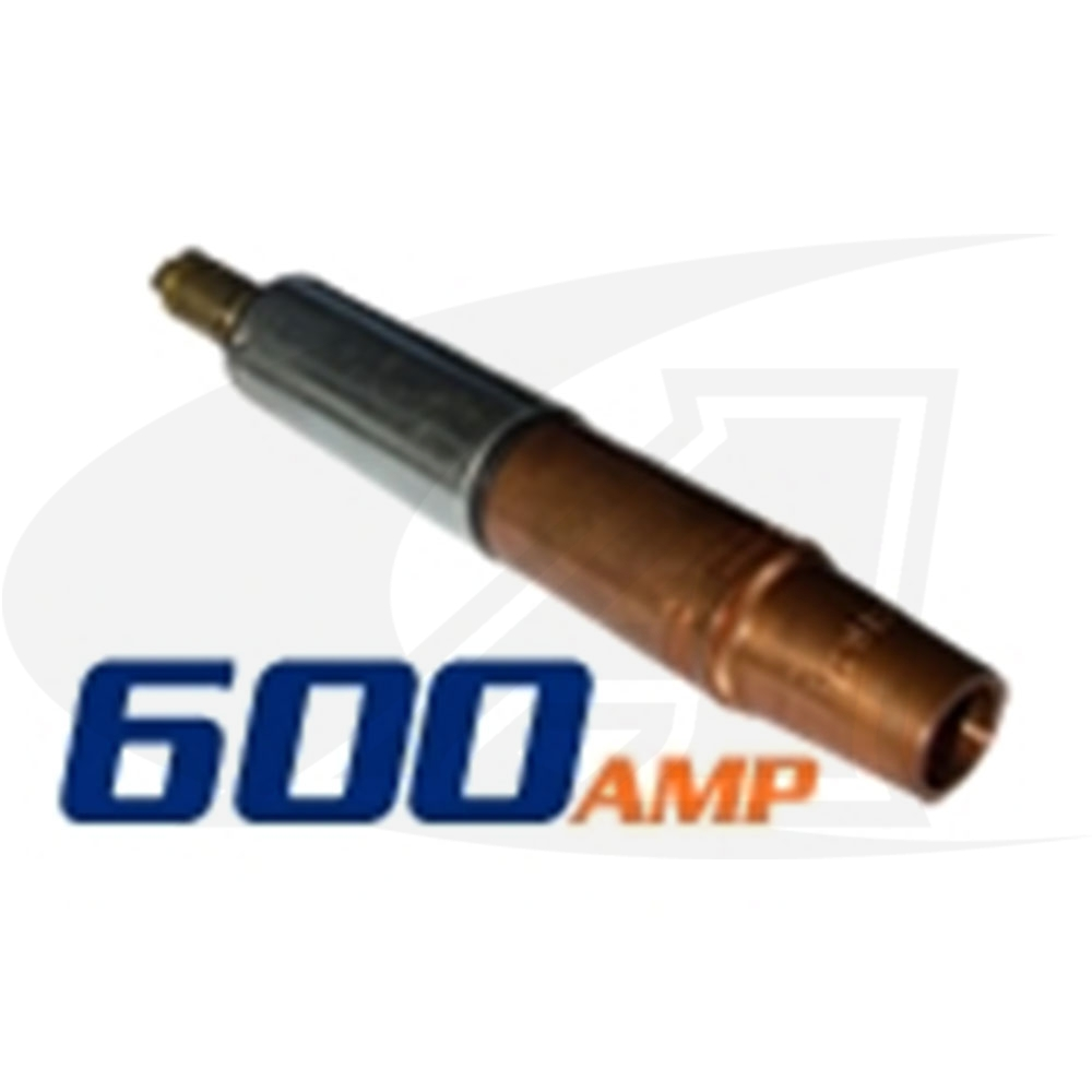 Large Image: 600 Amp Water-Cooled Machine Tweco® Style MIG Gun