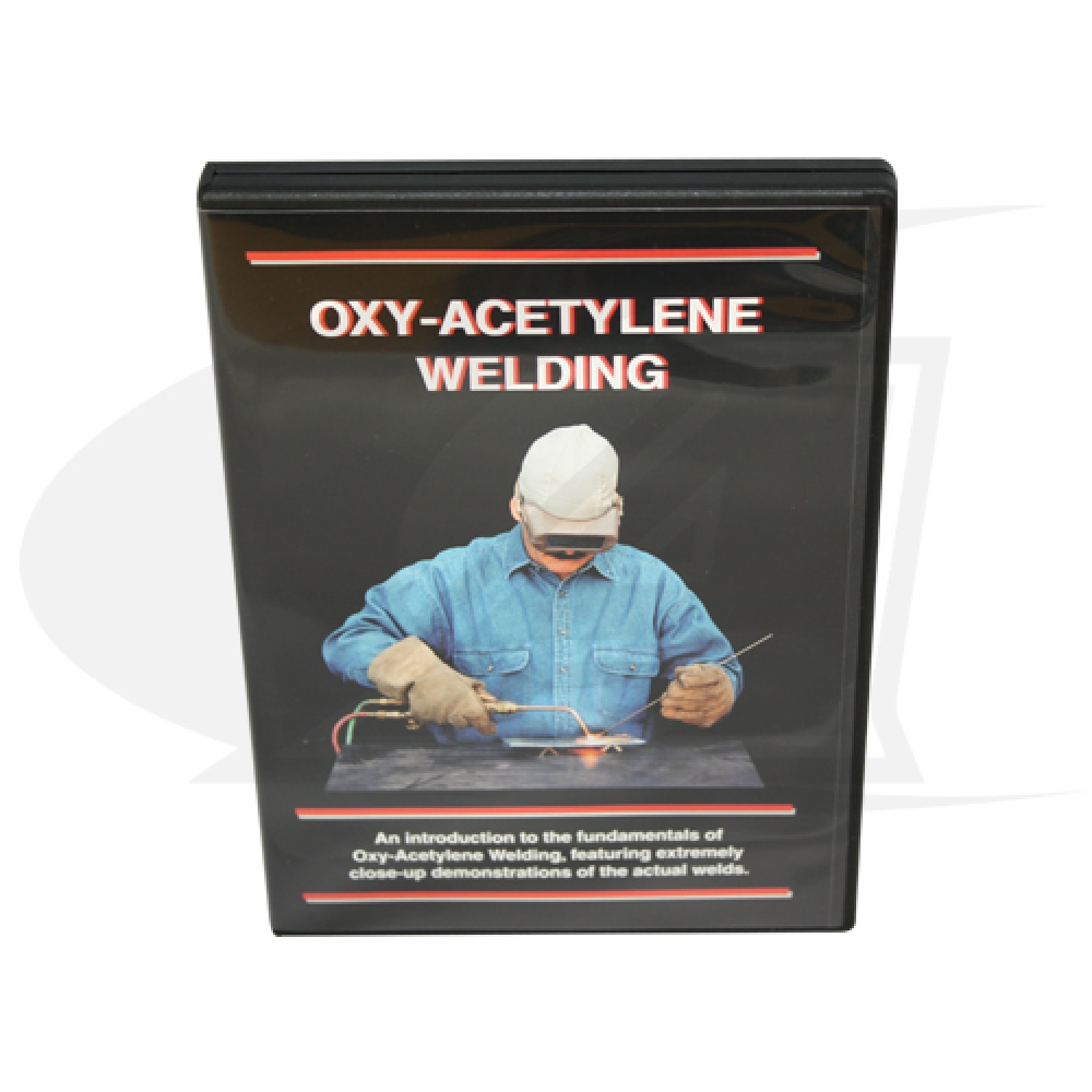 Large Image: Oxy-Acetylene Welding DVD with Steve Bleile