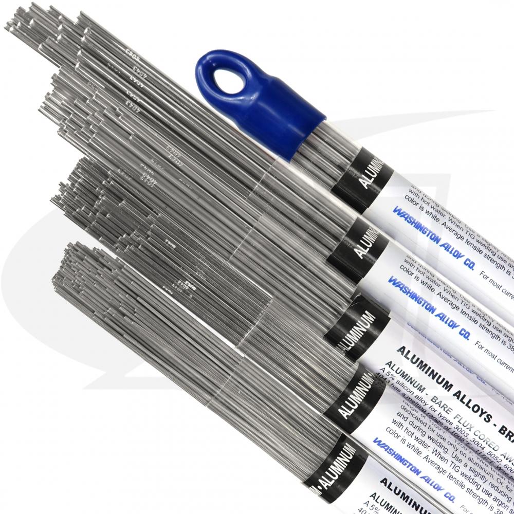 """1//16/"""" diameter 36/"""" long 1lb ER312 Stainless Steel TIG Welding Rod pack"""