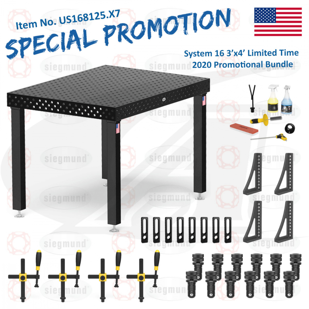 Large Image: SALE! - SAVE $3,000 on the New Professional Extreme Table Bundle