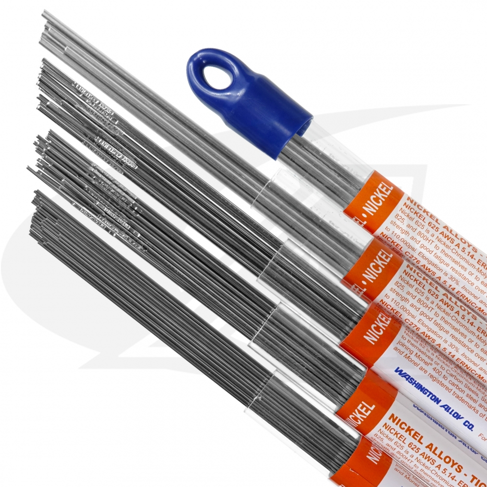 ERNiCr-3 - Nickel 82 TIG Welding Rod - 1lb. Pack [ERNiCr-3 - NICKEL ...