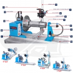 Lathe Type Welding Automation Kit