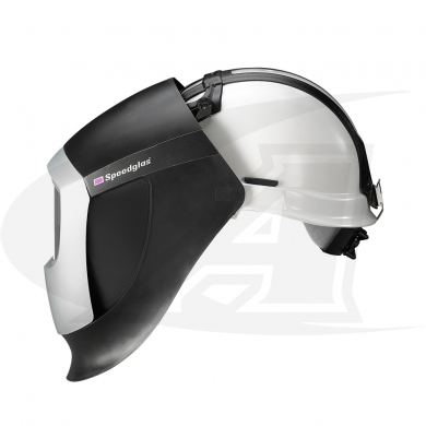 Click to see larger version of 3M Speedglas Welding Helmet Hard Hat ProTop System