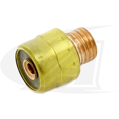"Click to see larger version of 1/8"" (3.2mm) Gas Lens Collet Body"