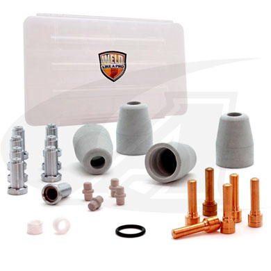Click to see larger version of PT-31XL Complete Accessory Kit, 40 Amp
