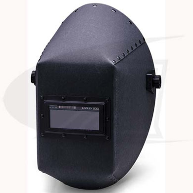 Click to see larger version of W20 411P Fiber Shell Passive Welding Helmet