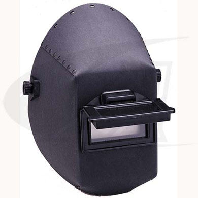 Click to see larger version of W20 430P Fiber Shell, Flip-Up Passive Welding Helmet