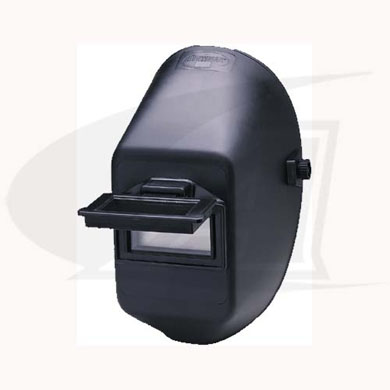 Click to see larger version of W10 930P Flip-Up Passive Welding Helmet