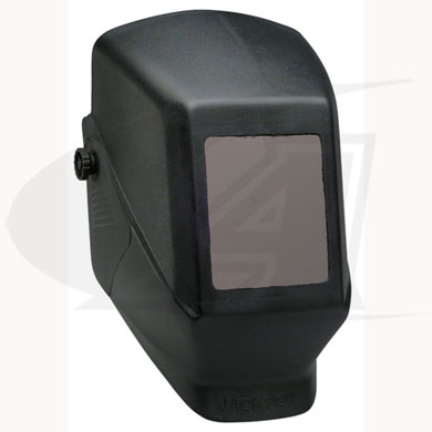 Click to see larger version of W10 HSL 100 Passive Welding Helmet - Black