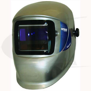 Click to see larger version of W40 Element Variable Shade Auto-Darkening Welding Helmet