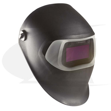 Click to see larger version of 3M™ 100 Series Welding Helmet - Black