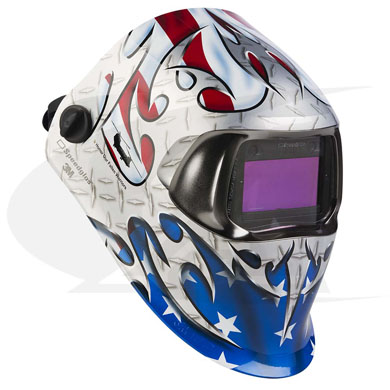 Click to see larger version of 3M™ 100 Series Welding Helmet - Tribute