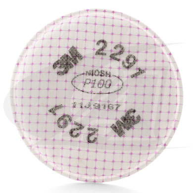 Click to see larger version of Advanced Particulate Filter 2291, P100
