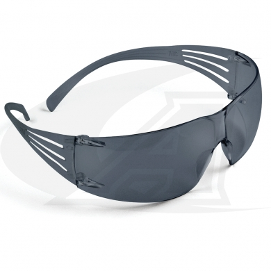 Click to see larger version of 200 Series SecureFit™ Safety Goggles - Gray